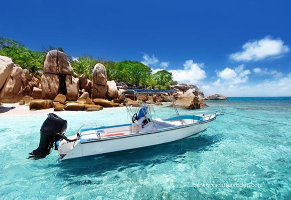Аренда яхт на Сейшельских островах