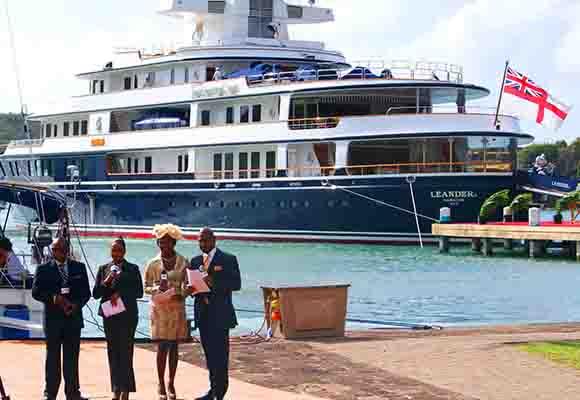 Аренда яхт на Антигуа и Барбуда