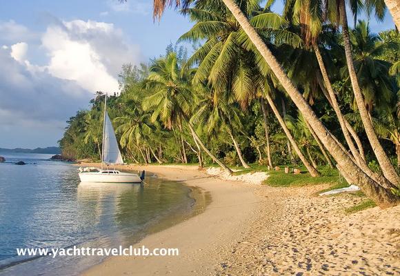 Аренда яхты на Мадагаскаре