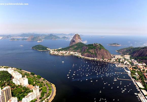 Аренда яхт в Бразилии