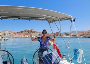Екатерина о чартере в Греции